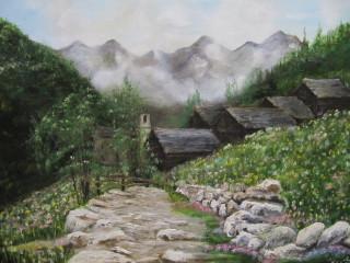 Baite in montagna di Riva Valdobbia