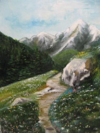 Sentiero del Rifugio di Carcoforo