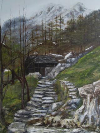 Sentiero di Riva Valdobbia